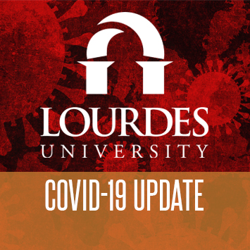 COVID19 Update image and text