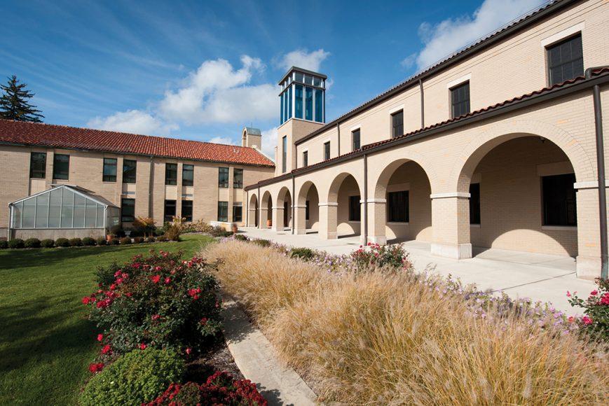 Lourdes University image