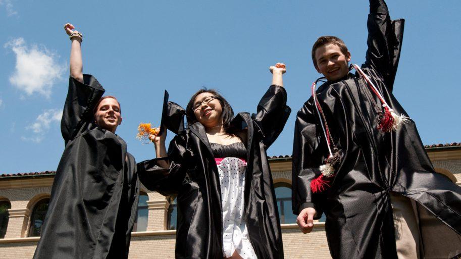 Commencement Graduation