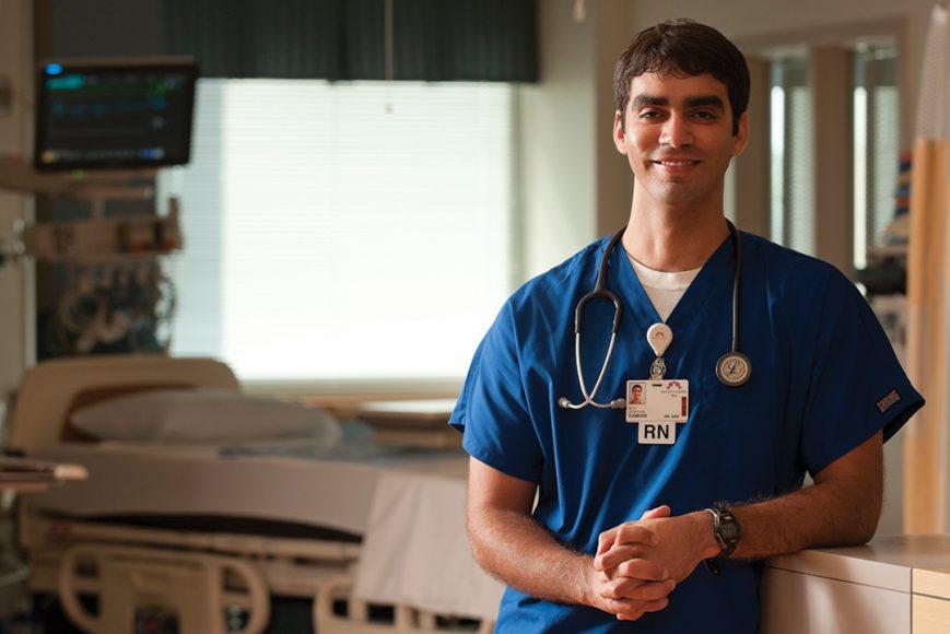 Bachelor of Science in Nursing degree