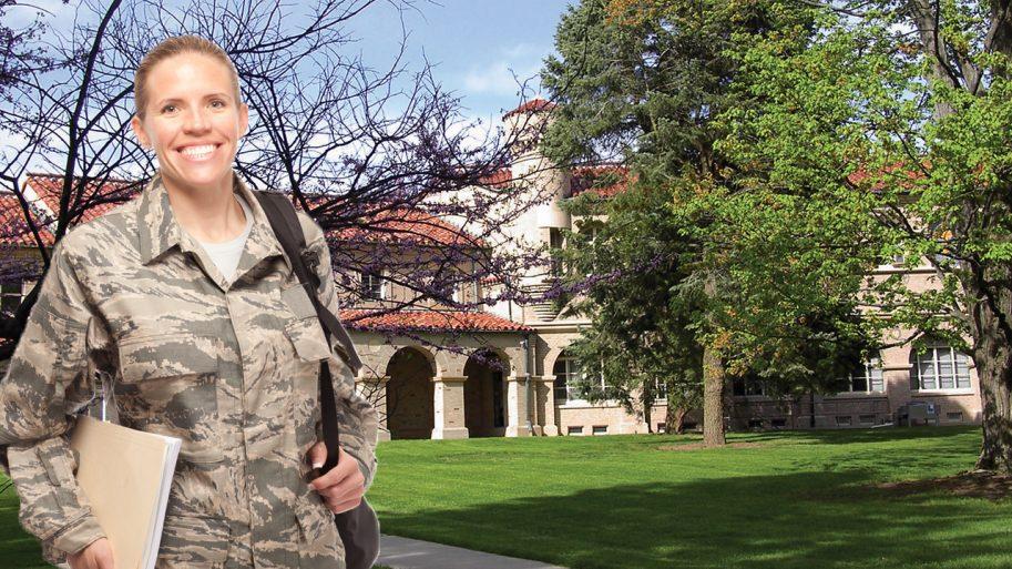 Veterans Benefits Photo
