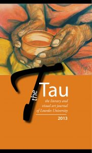 2013 Tau Cover