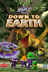 Down To Earth Poster