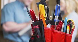 repairman's toolbelt
