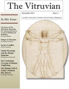 The Vitruvian DEC 2013