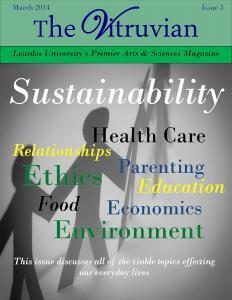 The Vitruvian MAR 2014 Edition
