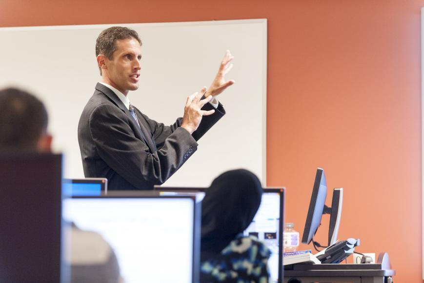 Brian Fink Teaching