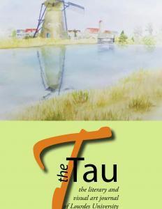 Tau 2016 Cover