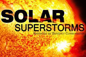 Solar Superstorms planetarium show