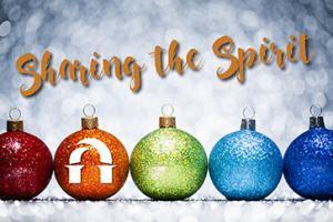 Sharing the spirit