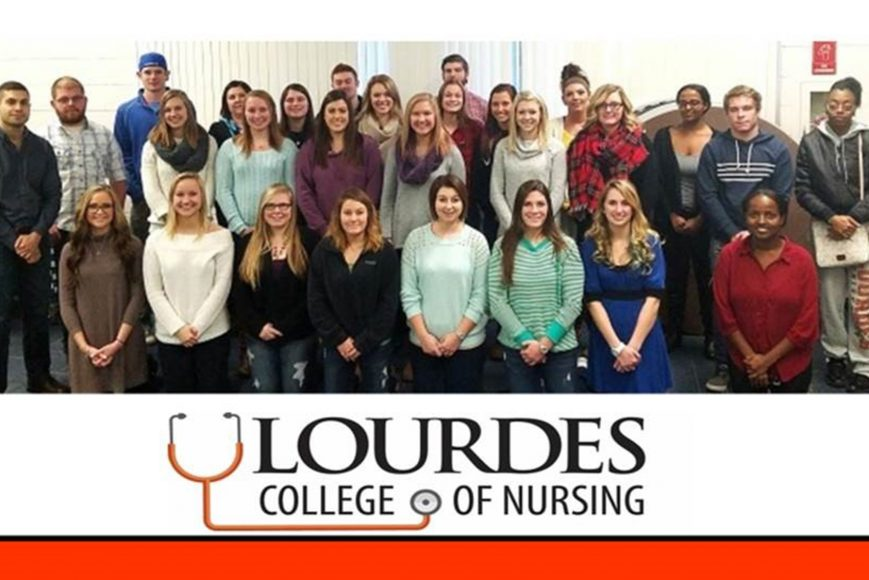 Group of college of Nursing Students