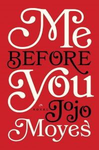 Me Before You book cover