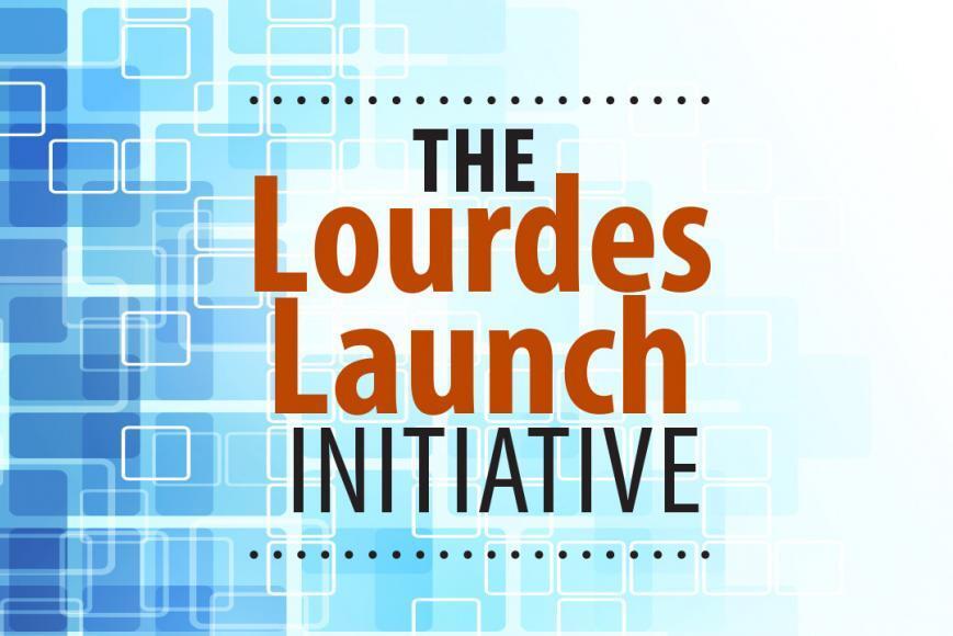 Lourdes Launch Circle