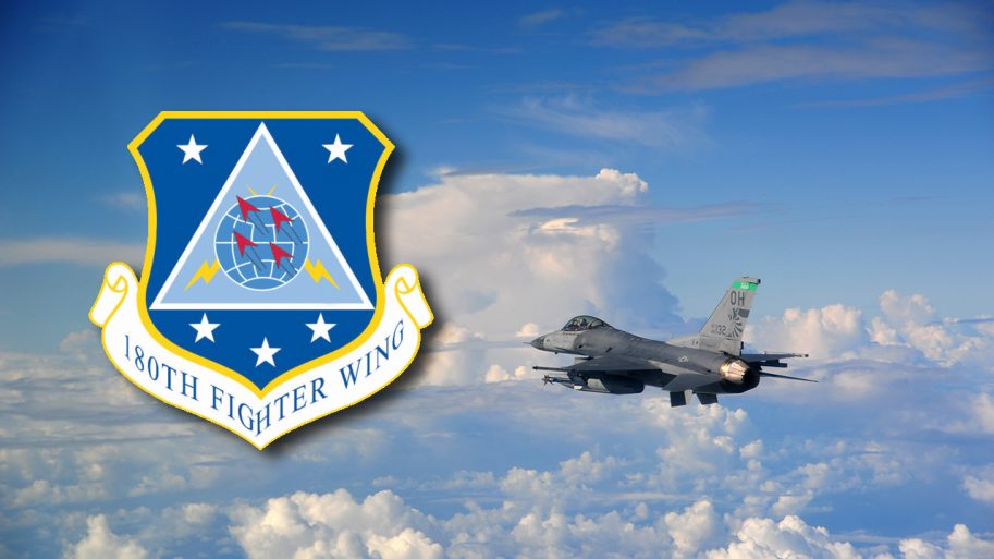 180th Fighter Wing P-4 Community Partnership