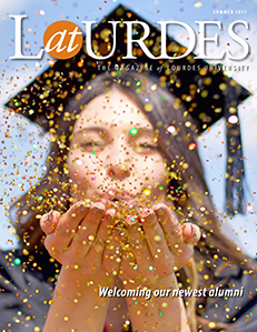 AtLourdes Magazine Summer 2017 Cover