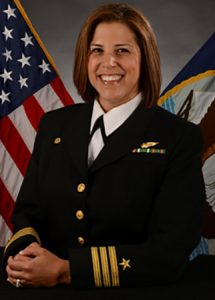 Commander Meghan A. Michael, United States Navy, Retired
