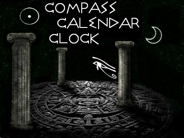 Compass, Calendar, Clock Appold Planetarium show