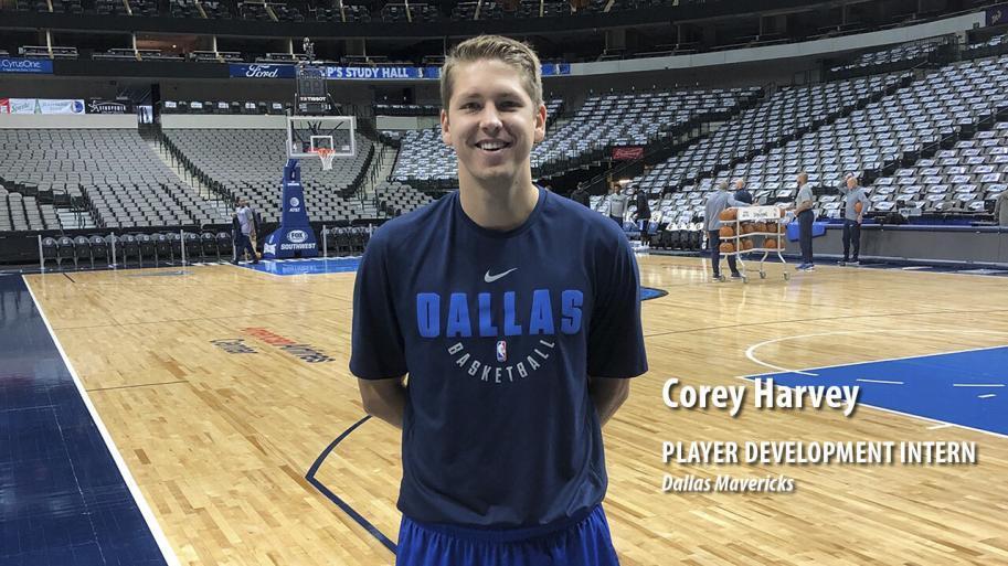 Corey Harvey