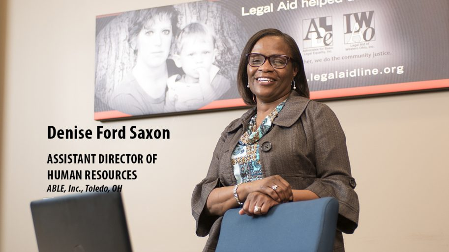 Denise Ford Saxon