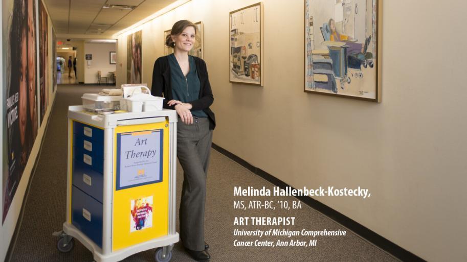 Melinda Hallenbek Kostecky