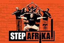 Step Afrika Logo