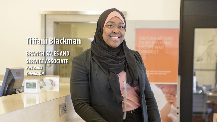 Tiffani Blackman