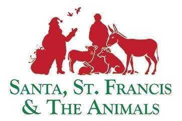 Santa and the Animals