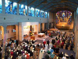 Wednesday mass
