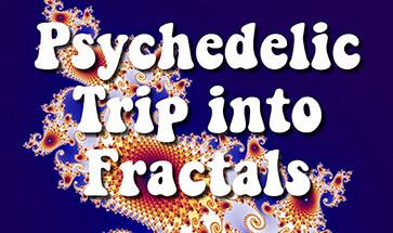 Psychedelic Fractals planetarium image