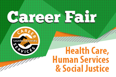 Healthcare Human Services and Social Justice Career Fair