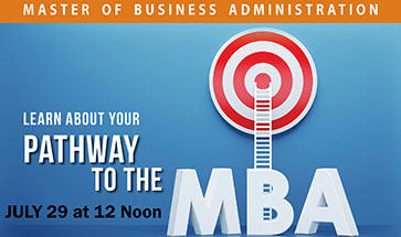 Pathway To MBA Image For Virtual Info Session