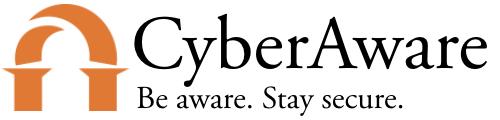 Lourdes CyberAware Logo