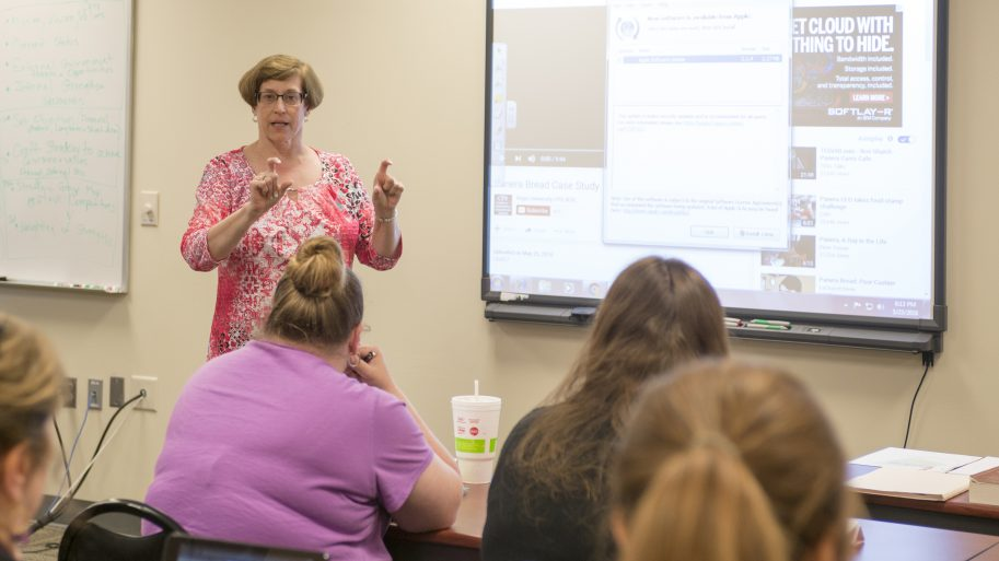 Online MBA Curriculum