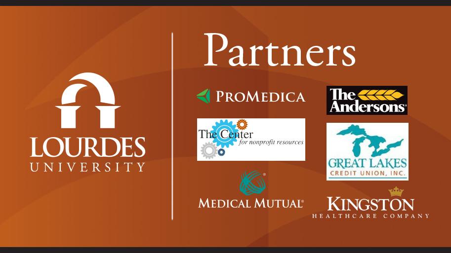 Lourdes Advantage Partner Logos