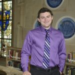 Zachary Grennan – President for Student Government Association