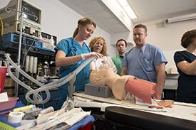 MSN - Nurse Anesthesia