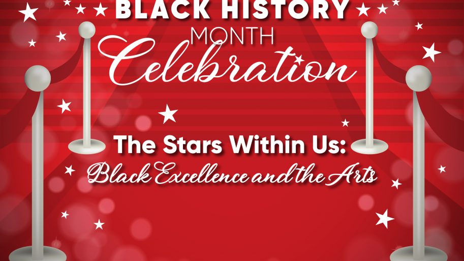 Shows Celebration of Black History Month