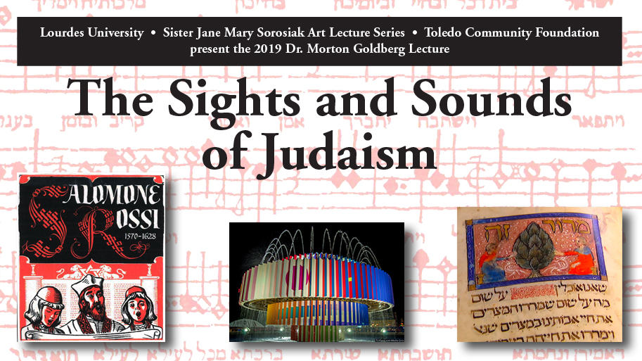 Shows Sights and Sounds of Judaism
