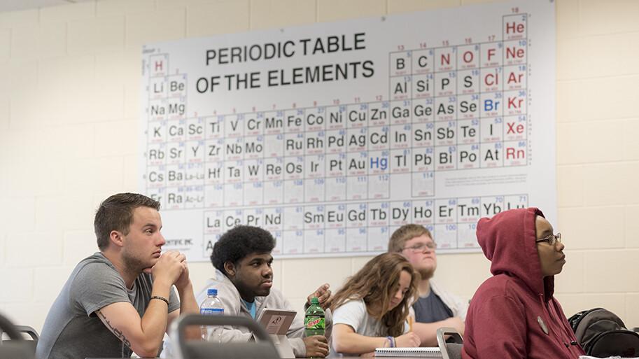 Chemistry Placement Test Lourdes University