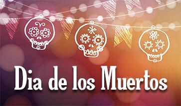 2019 Dia De Los Muertos event