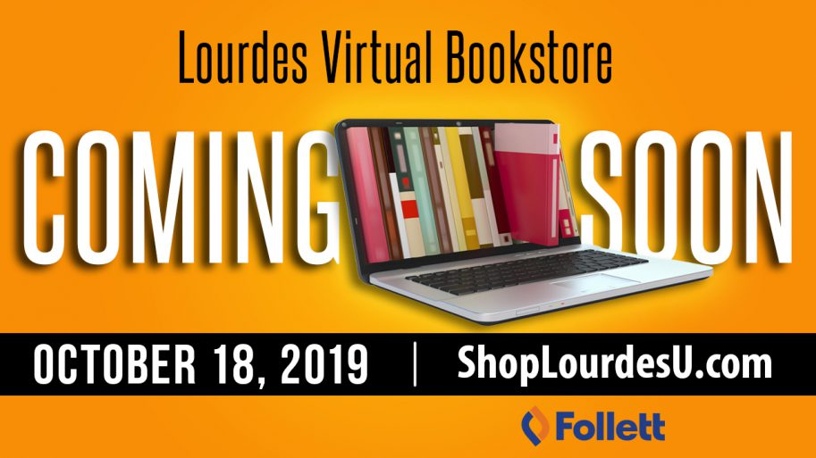 Lourdes Virtual Bookstore image