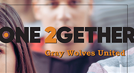 Gray Wolves United logo and image