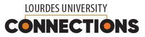 Lourdes University Connections Logo