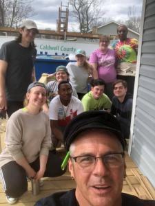 Group Selfie from Thursday
