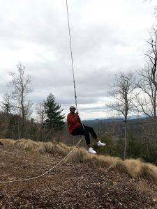 Razhane Swinging