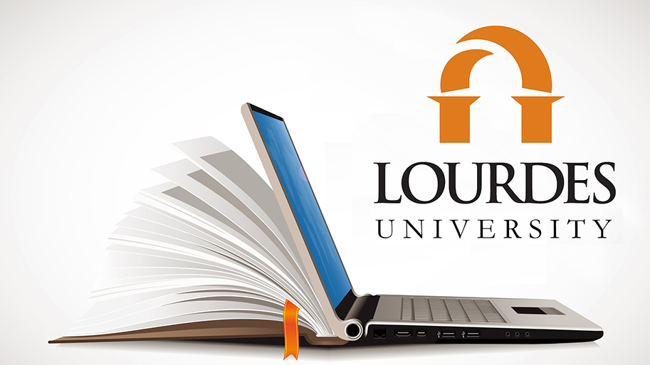 Lourdes University Online Learning Image