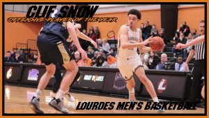 Mens Basketball Clif Snow Offensive Player Of The Year