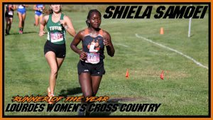 Shiela Samoei Runner Of The Year Cross Country