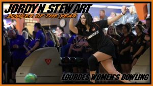 Womens Bowling Jordyn Stewart Bowler Of The Year