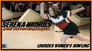 Womens Bowling Serena Nichols Most Improved Bowler